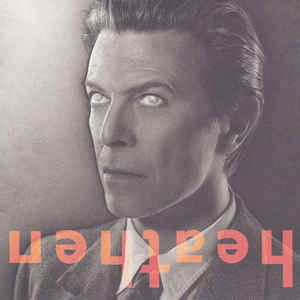 David Bowie - Heathen - Album Cover