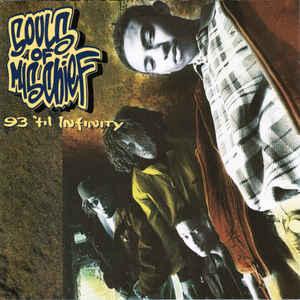Souls Of Mischief - 93 'Til Infinity - Album Cover
