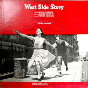 Leonard Bernstein - West Side Story (Original Broadway Cast) - VinylWorld