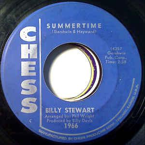 Billy Stewart - Summertime / To Love To Love - VinylWorld