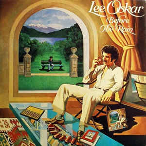 Lee Oskar - Before The Rain - Album Cover