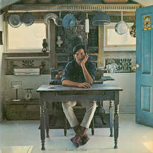 Townes Van Zandt - Album Cover - VinylWorld
