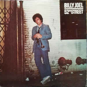 Billy Joel - 52nd Street - Album Cover