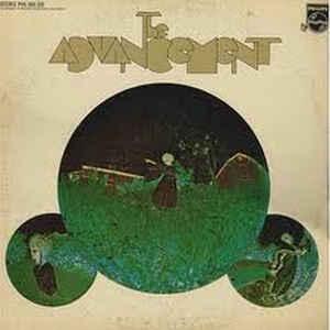 The Advancement - Album Cover - VinylWorld