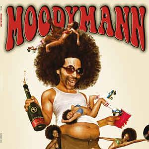 Moodymann - Moodymann - Album Cover