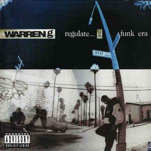 Regulate... G Funk Era - Album Cover - VinylWorld