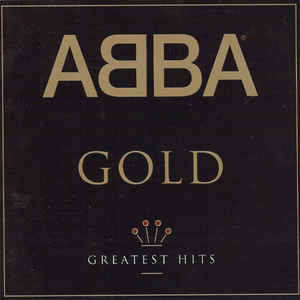 ABBA - Gold (Greatest Hits) - Album Cover