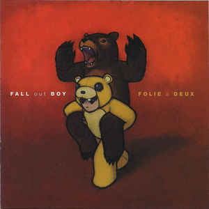 Fall Out Boy - Folie À Deux - Album Cover