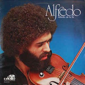 Alfredo De La Fé - Alfredo - Album Cover