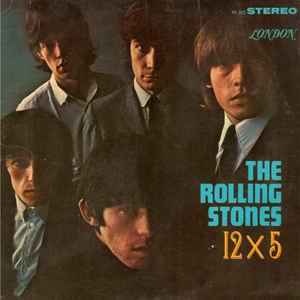 The Rolling Stones - 12 X 5 - VinylWorld