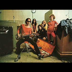 The Flamin' Groovies - Teenage Head - Album Cover