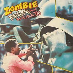 Fela Kuti - Zombie - Album Cover