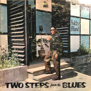 Two Steps From The Blues - Album Cover - VinylWorld