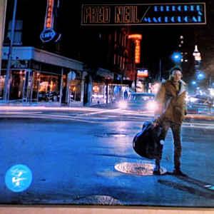 Fred Neil - Bleecker & MacDougal - Album Cover