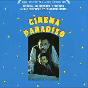 Cinema Paradiso (Original Soundtrack Recording) - Album Cover - VinylWorld