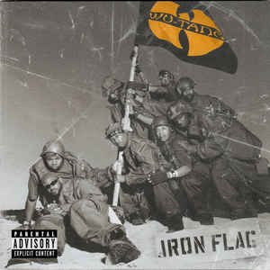 Wu-Tang Clan - Iron Flag - Album Cover