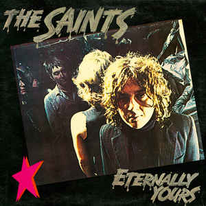 The Saints (2) - Eternally Yours - Album Cover