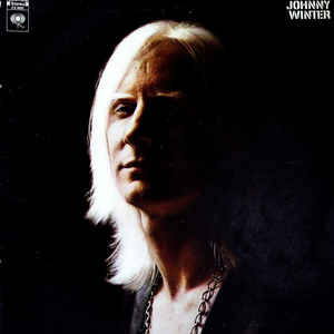 Johnny Winter - Johnny Winter - Album Cover
