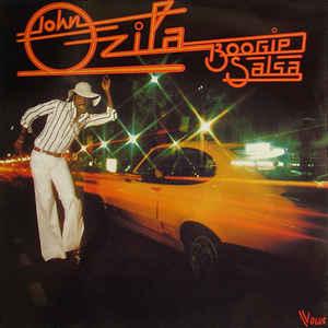 John Ozila - Boogie Salsa - Album Cover