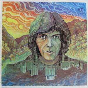 Neil Young - Neil Young - Album Cover