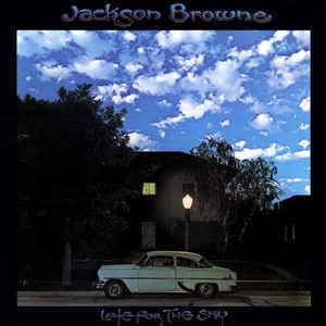 Jackson Browne - Late For The Sky - Album Cover