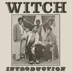 Witch (3) - Introduction - Album Cover