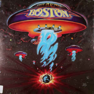 Boston - Album Cover - VinylWorld