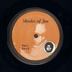 Moodymann - Shades Of Jae - Album Cover