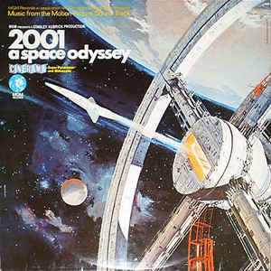 2001: A Space Odyssey (Music From The Motion Picture Sound Track) - Album Cover - VinylWorld