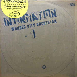 Wonder City Orchestra - Information - Album Cover