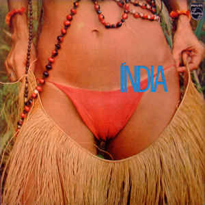 Gal Costa - Índia - Album Cover