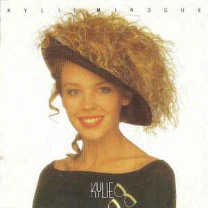 Kylie Minogue - Kylie - Album Cover