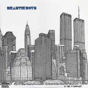 Beastie Boys - To The 5 Boroughs - Album Cover