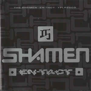 The Shamen - En-Tact - Album Cover