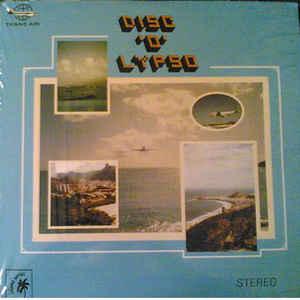 Various - Disc 'O' Lypso - Album Cover