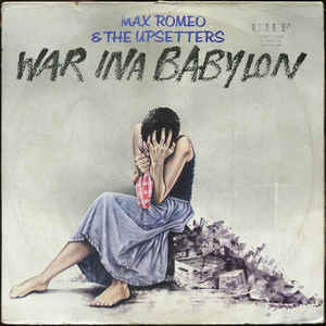 War Ina Babylon - Album Cover - VinylWorld