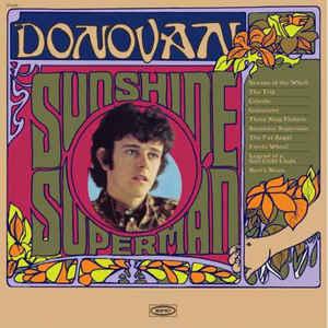 Donovan - Sunshine Superman - Album Cover