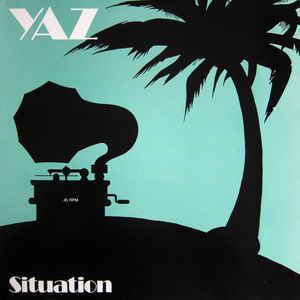 Yazoo - Situation - Album Cover