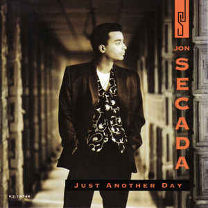 Jon Secada - Just Another Day - Album Cover