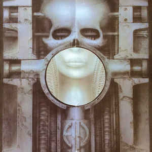 Emerson, Lake & Palmer - Brain Salad Surgery - Album Cover