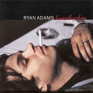 Ryan Adams - Heartbreaker - Album Cover