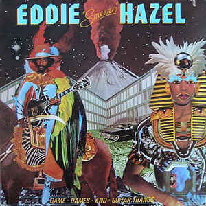 Eddie Hazel - Game, Dames And Guitar Thangs - VinylWorld