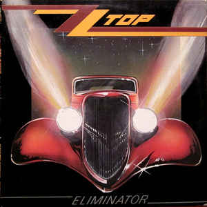 ZZ Top - Eliminator - Album Cover