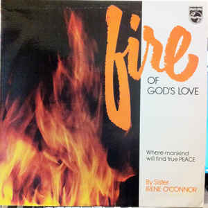 Fire Of God's Love - Album Cover - VinylWorld