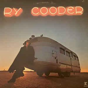 Ry Cooder - Ry Cooder - Album Cover