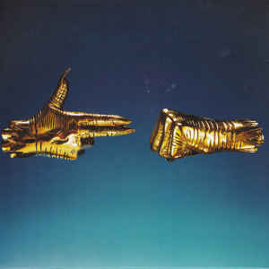 Run The Jewels 3 - Album Cover - VinylWorld