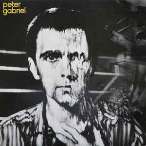 Peter Gabriel - Album Cover - VinylWorld