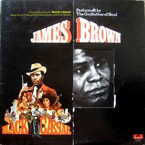 James Brown - Black Caesar (Original Soundtrack) - Album Cover