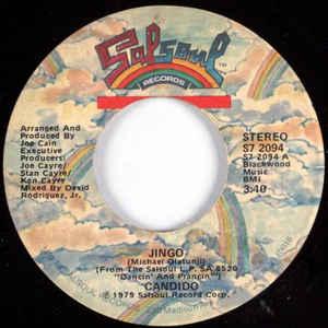 Candido - Jingo - Album Cover