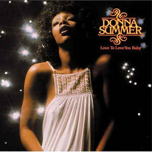 Donna Summer - Love To Love You Baby - Album Cover